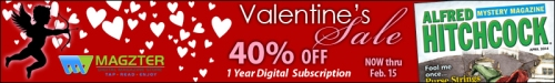 AHMM Magzter V-Day Sale