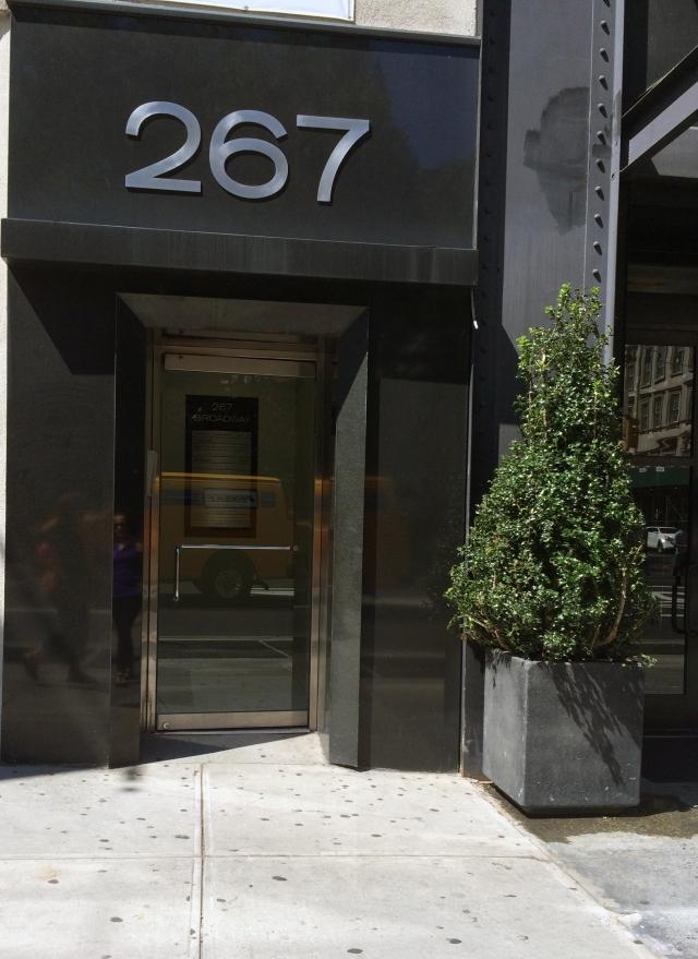 267 Broadway