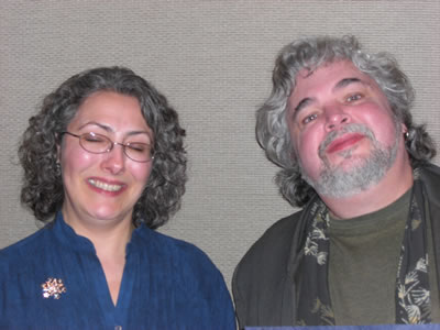 Linda Landrigan, Michael Nethercott, 2008