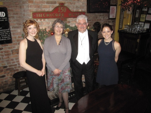 Emily Hockaday, Linda Landrigan, James Lincoln Warren, Jackie Sherbow, 2011